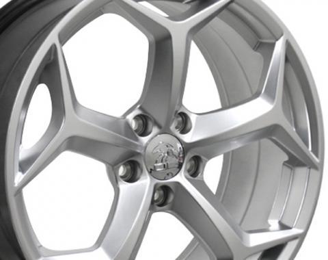 "18"" Fits Ford - Focus Wheel - Hyper Silver 18x8"
