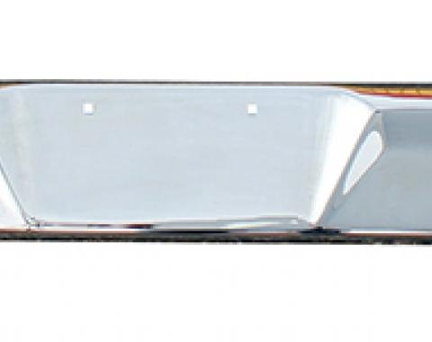 AMD Front Bumper, Chrome, 61-63 F100 F250 100-4561-1