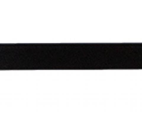 AMD Bed Board End Cap, Steel, 51-52 F1 Short Bed Stepside; 53-72 F100 Short Bed Stepside 717-4551-4