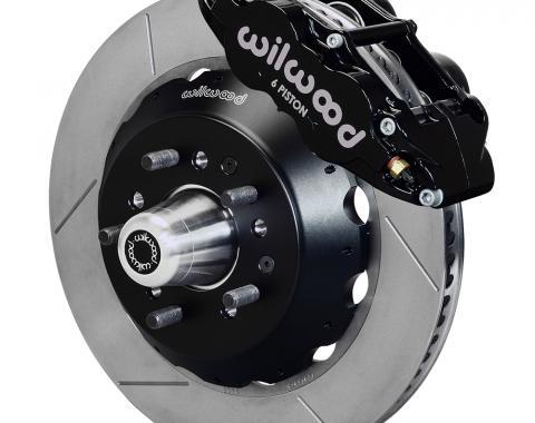 Wilwood Brakes Forged Narrow Superlite 6R Dust-Seal Big Brake Front Brake Kit (Hub) 140-15407
