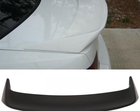 Ford Mustang Factory Style Rear Spoiler, Unpainted, 1999-2004