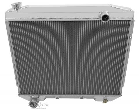 Champion Cooling 3 Row All Aluminum Radiator Made With Aircraft Grade Aluminum CC5759