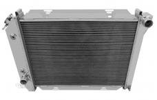 Champion Cooling 4 Row All Aluminum Radiator Made With Aircraft Grade Aluminum MC385