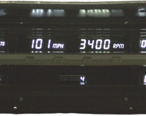 Intellitronix 1967-1972 Ford Truck LED Digital Gauge Panel DP1009