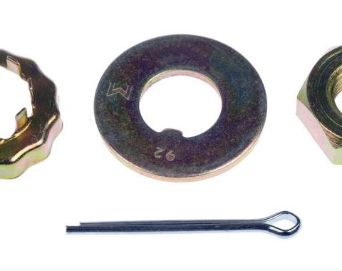 Ford Spindle Nut Kit, 5/8-18, 1962-1967