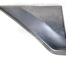 Ford Lower Rear Front Fender, Left , 1957-1958