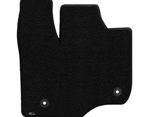 Lloyd Mats 2015-2019 Ford F-150 Ford F150 2015-on 2 Piece Front Black Plain 600181