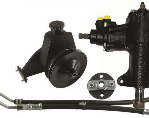 Borgeson Ford Mustang 1968-1970 Power Steering Conversion Kit. Box 999027