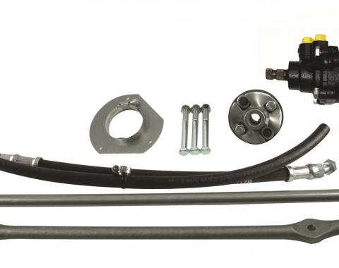 Borgeson Ford Mustang 1964-1966 Power Steering Conversion Kit. Box 999023