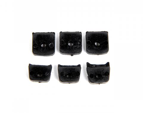 ACP Horn Ring Insulator Hardware Set 6 Pieces FM-BH020A