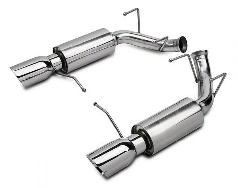 Nxt Step Performance Axle-Back Exhaust, Mustang GT/Boss, 2011-2014