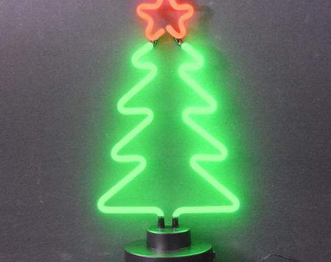Neonetics Neon Sculptures, Christmas Tree Neon Sculpture