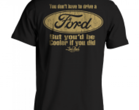 Laid Back Cooler Ford-Men's Chill T-Shirt