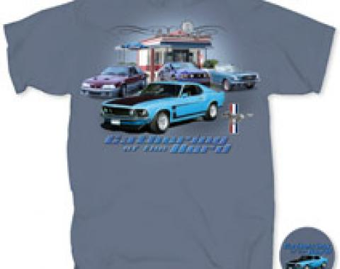 Mustang Gathering of the Herd T-Shirt