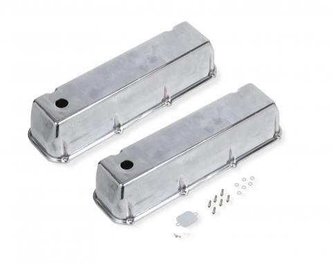 Aluminum Baffled Valve Covers, 429/460
