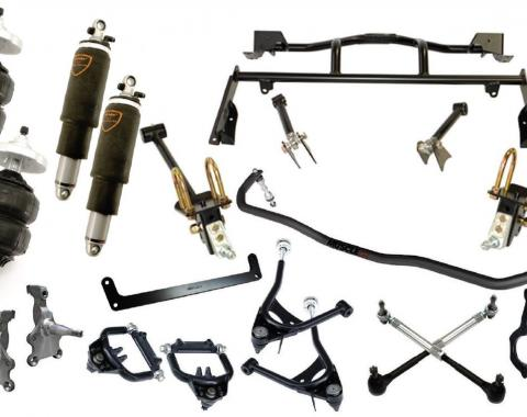 Ridetech Air Suspension System for 1964-1966 Mustang 12090298