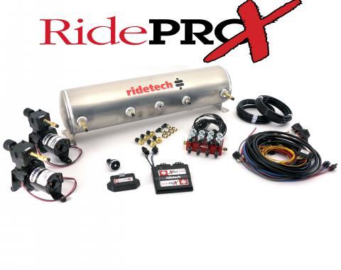 Ridetech RidePro-X 5 Gallon Compressor System 30434100