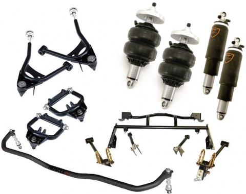 Ridetech Air Suspension System for 1967-1970 Mustang 12100298