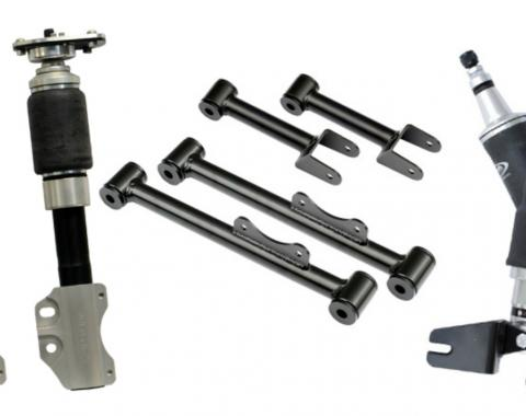 Ridetech Air Suspension System for 94-04 Mustang 12140298