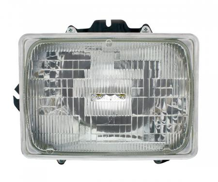United Pacific Headlight For 2000-2015 Ford F-650/F-750 -Passenger 31172