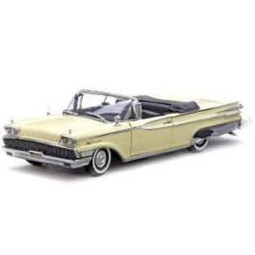 Parklane Model, Convertible, Yellow, 1:18 Scale, 1959