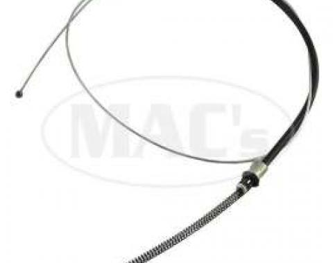 Rear Emergency Brake Cable - 80 Long