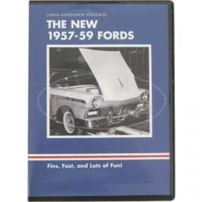 Video, 1957-1959 Fords