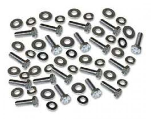Aluminum Valve Cover Bolt Set