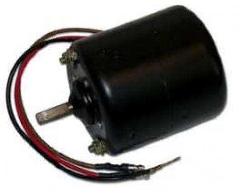 Heater Blower Motor - 2 Speed - 3 Wire Motor - Before 4-1-1965