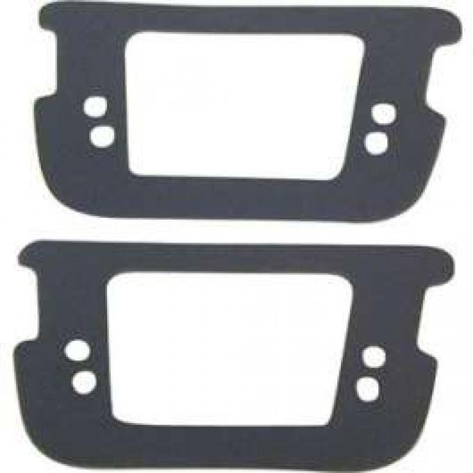 Parking Light Lens Gaskets - Right and Left
