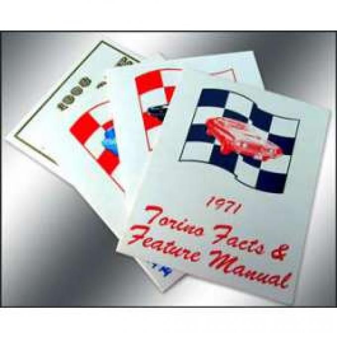Torino Facts and Features Manual - 32 Pages