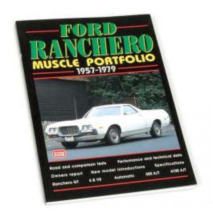 Ford Ranchero Muscle Portfolio 1957-1979