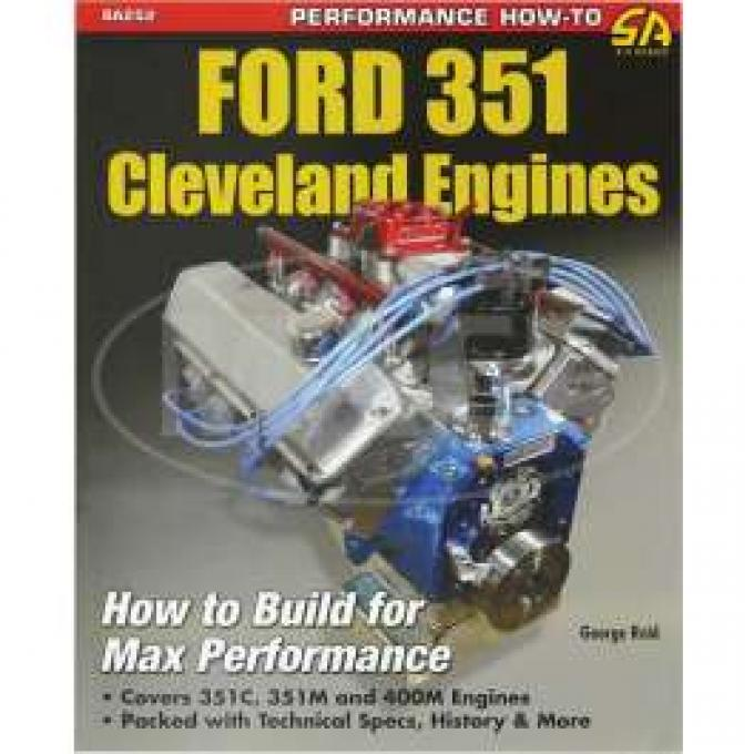 Ford 351 Cleveland Book