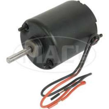 Heater Blower Motor, For Cars With Air Conditioning, Galaxie, 1965-1968