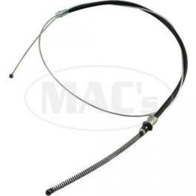 Rear Emergency Brake Cable - 80 Long