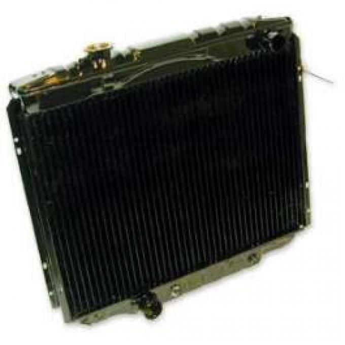 69/72 GALAXIE RADIATOR (302/351)-3 ROW (21-3/4 WIDE)