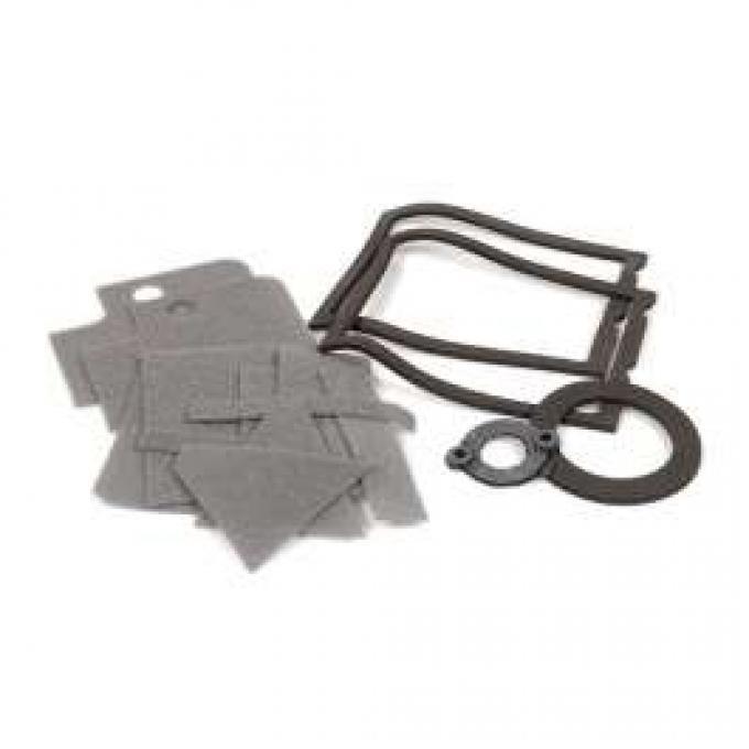 Heater Foam Seal Kit - 15 Pieces