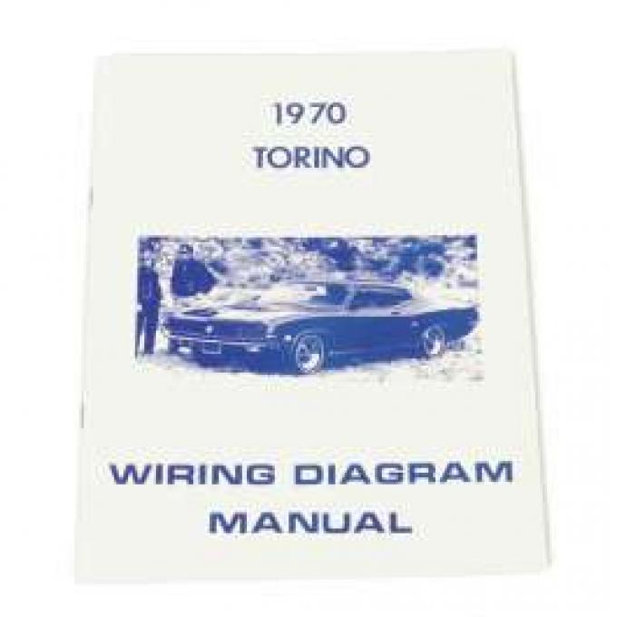 Torino Wiring Diagram Manual - 24 Pages