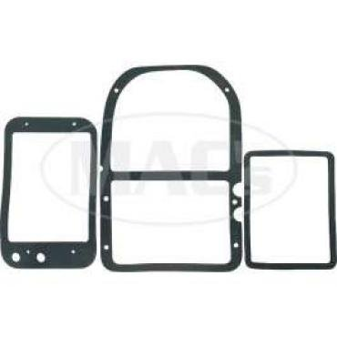 Heater Motor To Housing Gaskets - 3 Piece Set