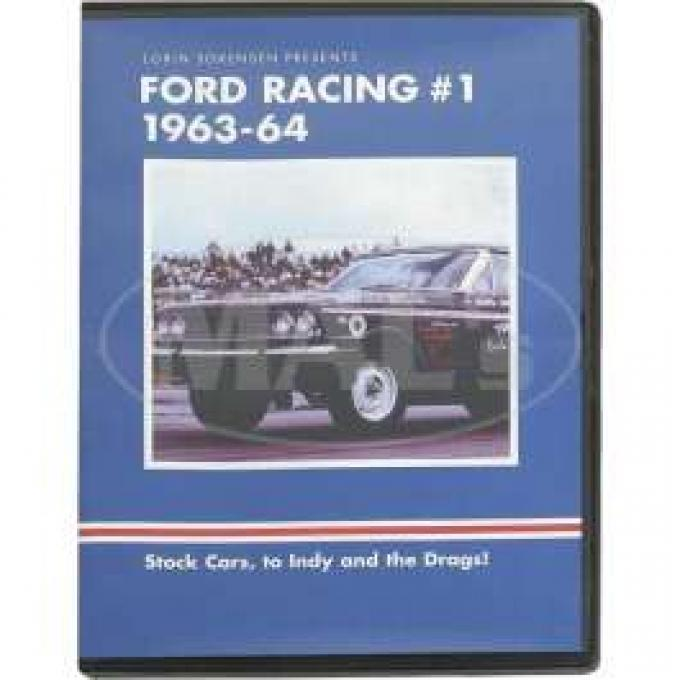 Video, Ford At The 1963-1964 Races