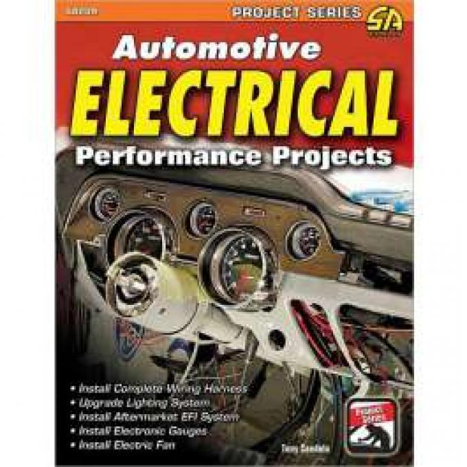 Automotive Electrical Performance Projects Book