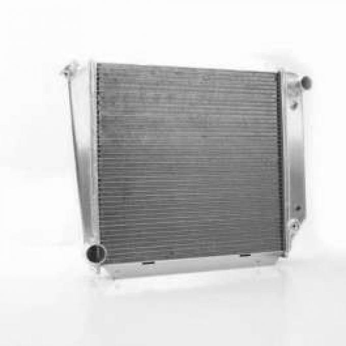 1965-1966 FAIRLANE ALUMINUM GRIFFIN RADIATOR MANUAL TRANS - V8