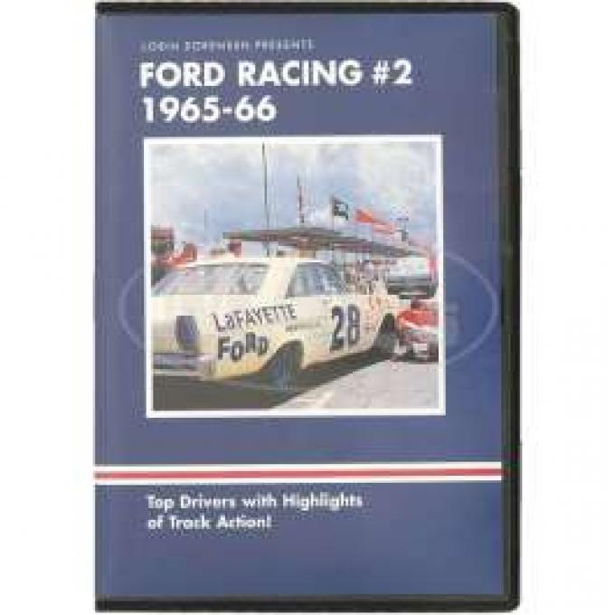 Video, Ford At The 1965-1966 Races