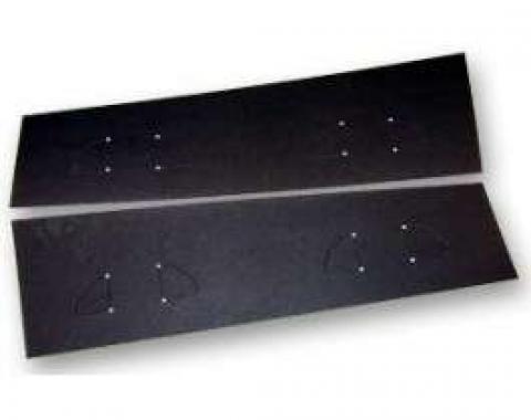 Trunk Side Filler Boards