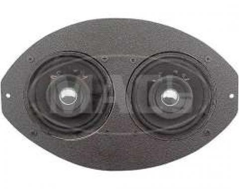 Dual Front Speaker Assembly - 140 Watts