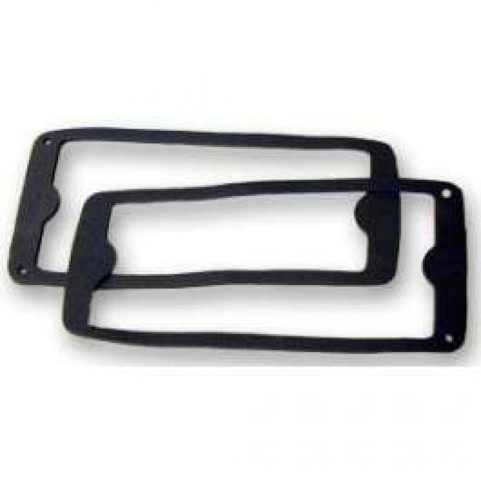 Tail Light Lens To Housing Gaskets - Except Station Wagon