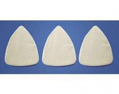 Glassmaster Nylon Mesh Bonnet Refill Pack