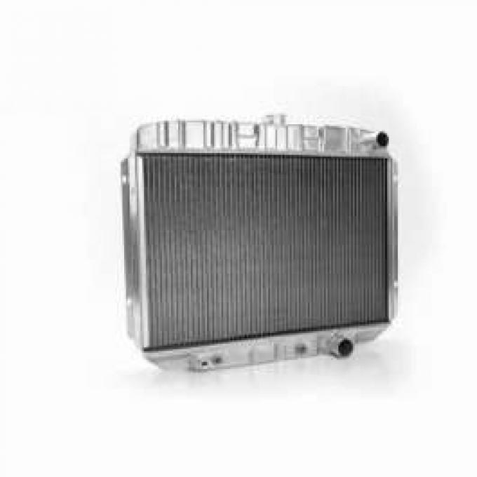 67 FAIRLANE ALUMINUM GRIFFIN RADIATOR AUTO TRANS - V-8