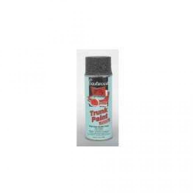 Trunk Spatter Spray Paint, Black/Gray