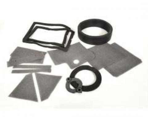 Heater Foam Seal Kit - 14 Pieces